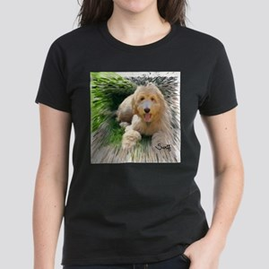 Goldendoodle White T-Shirt