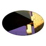 Form v. Color Oval Sticker (50 pk)