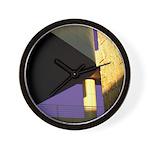 Form v. Color Wall Clock