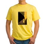 Form v. Color Yellow T-Shirt