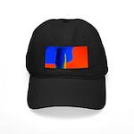 Support Pole Black Cap