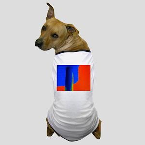 Support Pole Dog T-Shirt