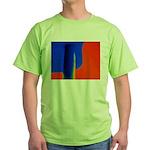 Support Pole Green T-Shirt