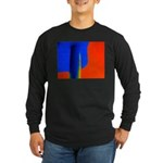 Support Pole Long Sleeve Dark T-Shirt