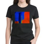 Support Pole Women's Dark T-Shirt