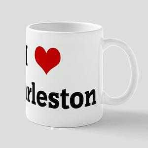 I Love Charleston Mug