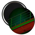 "Bridge to Nowhere 2.25"" Magnet (100 pack)"