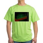 Bridge to Nowhere Green T-Shirt
