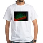 Bridge to Nowhere White T-Shirt