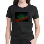 Bridge to Nowhere Women's Dark T-Shirt