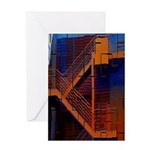 Switchback Mountain Greeting Card