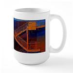 Switchback Mountain Large Mug
