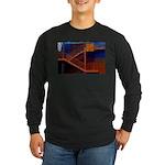 Switchback Mountain Long Sleeve Dark T-Shirt
