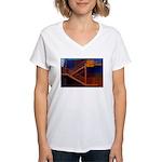 Switchback Mountain Women's V-Neck T-Shirt