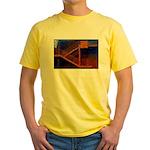 Switchback Mountain Yellow T-Shirt