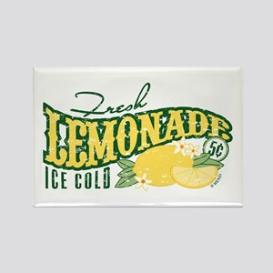 Fresh Lemonade Rectangle Magnet