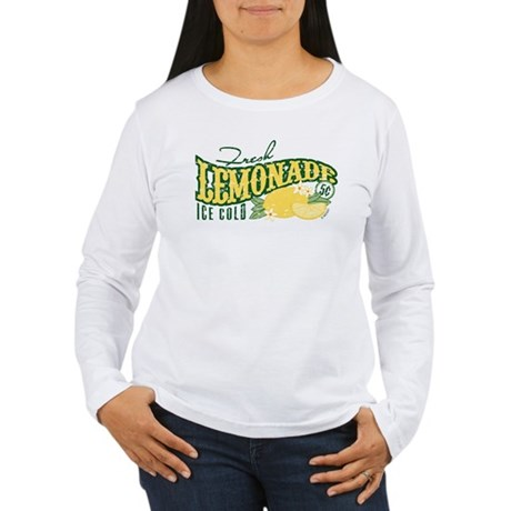 Fresh Lemonade Women's Long Sleeve T-Shirt