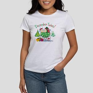 DECEMBER TWINS! Women's T-Shirt