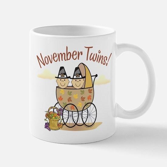 NOVEMBER TWINS! Mug