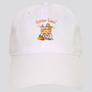OCTOBER TWINS! Cap