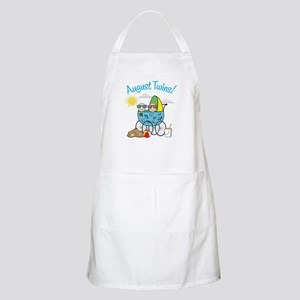 AUGUST TWINS! BBQ Apron