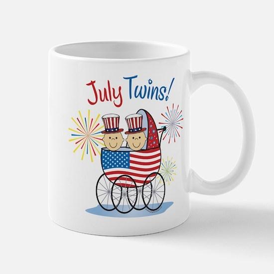 JULY TWINS! Mug