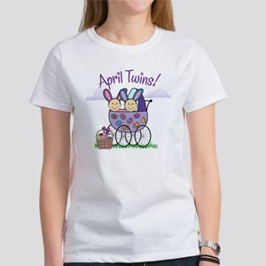 APRIL TWINS! Women's T-Shirt