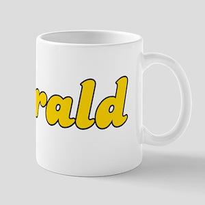 Retro Gerald (Gold) Mug