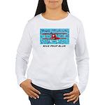 nice_prop_blurr Long Sleeve T-Shirt