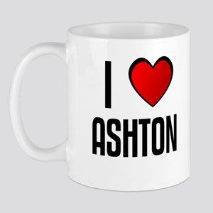 I LOVE ASHTON Mug