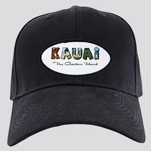 Kauai Black Cap