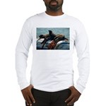 Seals over a Barrel Long Sleeve T-Shirt