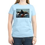 Seals over a Barrel Women's Light T-Shirt
