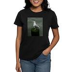 Bird on a Pole Women's Dark T-Shirt