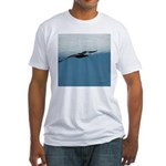 Flying Bird Fitted T-Shirt