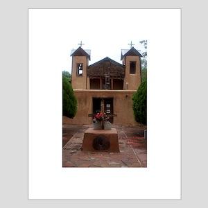 El Santuario de Chimayo Small Poster