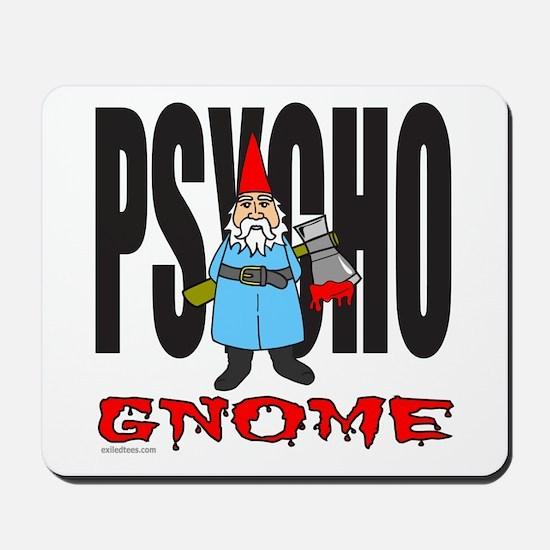 PSYCHO GNOME Mousepad
