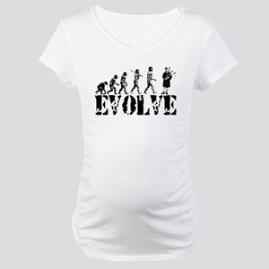 Bagpipes Bagpiper Maternity T-Shirt