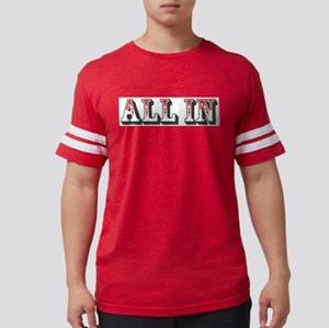 All In Ash Grey T-Shirt