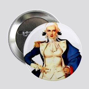 "Lady Washington 2.25"" Button"