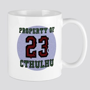 Property of Cthulhu Mug