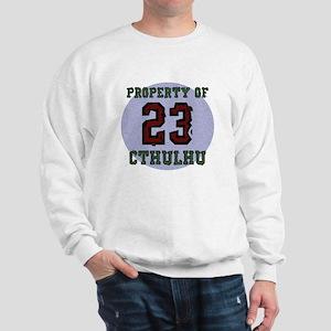 Property of Cthulhu Sweatshirt