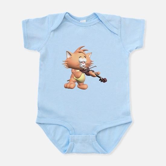 Cat & Fiddle Infant Bodysuit