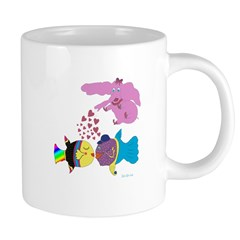 Love In Bloom Mugs
