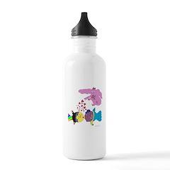 Love In Bloom Water Bottle