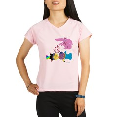 Love In Bloom Performance Dry T-Shirt