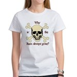 The RUM is gone Women's T-Shirt