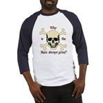 The RUM is gone Baseball Jersey