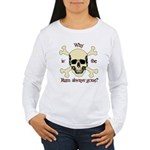 The RUM is gone Women's Long Sleeve T-Shirt