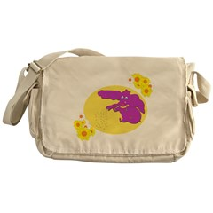 Time To Water Messenger Bag